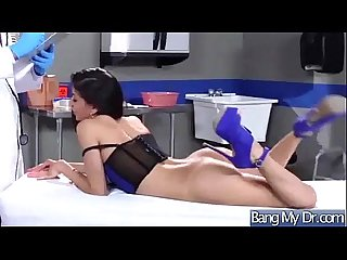 Sex Treatment From Doctor For Sexy Horny Slut Patient (veronica rodriguez) clip-29
