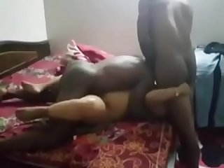 Indian threesome with a MILF
