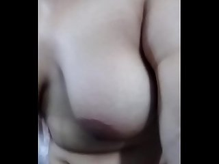 Desi Hot Big Boobs GF Horny Leaked With Audio