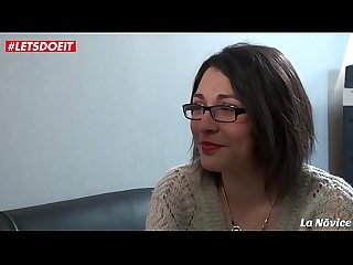LETSDOEIT - French Milf Loves Riding Young Cocks