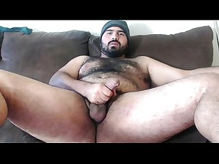 Son Teases Dad and is forced to shoot cum