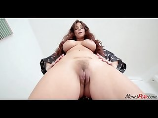 MOM tricked by SON for a BLOWJOB