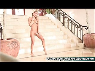 Kendall dance nude sexy blonde ftvgirl