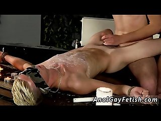 Xxx fetish on boys video His naked bod is vulnerable as Aiden milks
