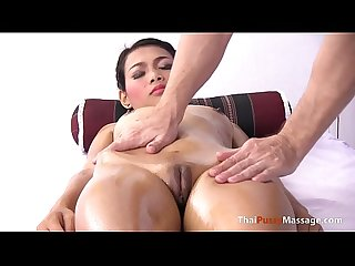 He fingers her pussy the more she moans
