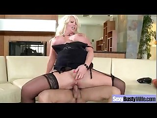 Mature Wife (alura jenson) With Big Juggs Play Hard On Tape clip-03