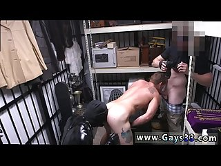 Free gay anal sex in a basement and short size twink gay sex Dungeon