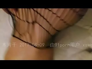 Fuck from behind -Chinese homemade video