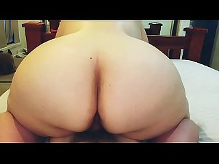 Epic deepthroat before hard pussy fuck and oral/big titty cumshot!
