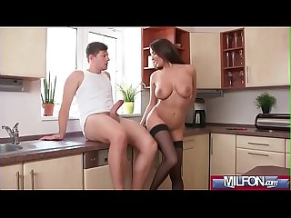 French MILF Seduces the Plumber(Anissa Kate) 03 video-11