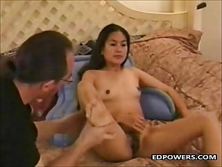 Ed Powers Teases Shuki's Pussy