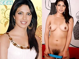Priyanka Chopra - photo compilation of fake nude pictures