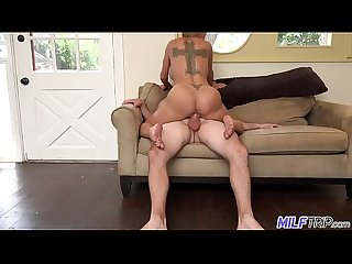 MILF Trip - Thick and sexy blonde MILF Dee Williams